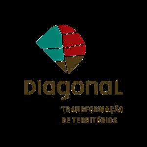 Logo Diagonal Transformação de Territórios