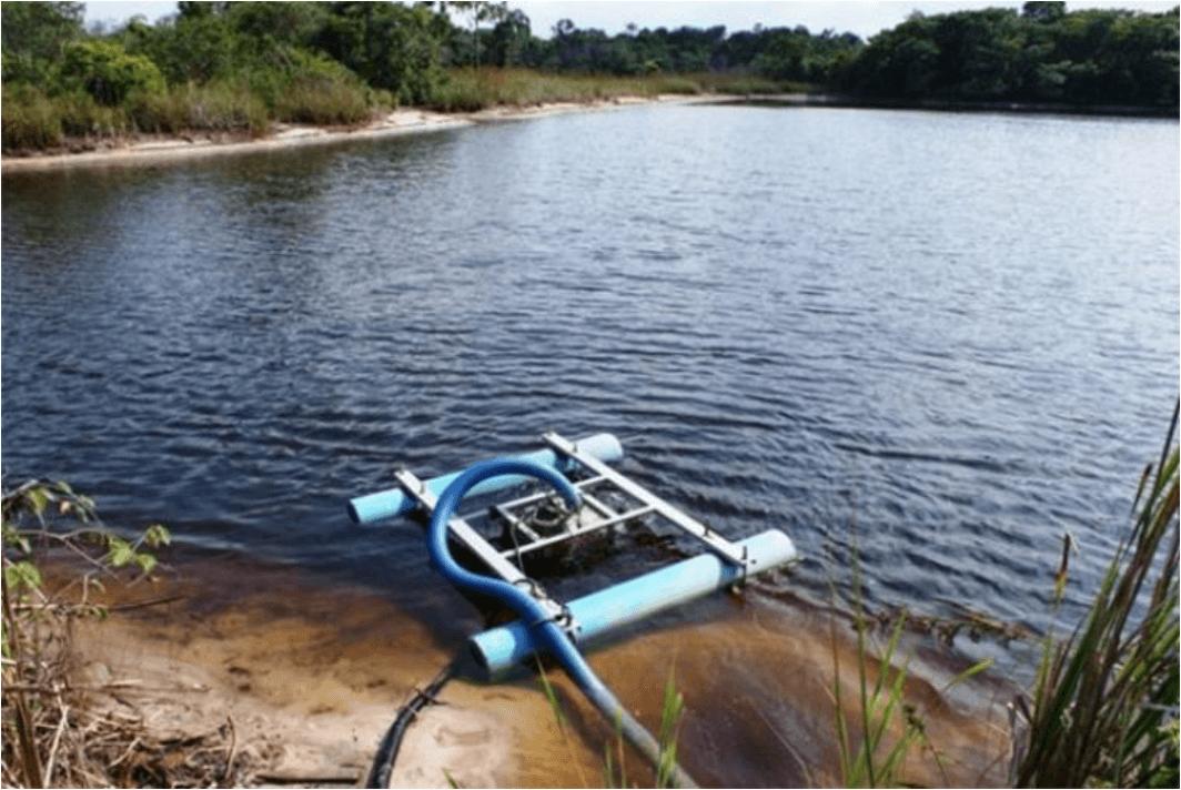 Declaração Anual de Uso de Recursos Hídricos - DAURH