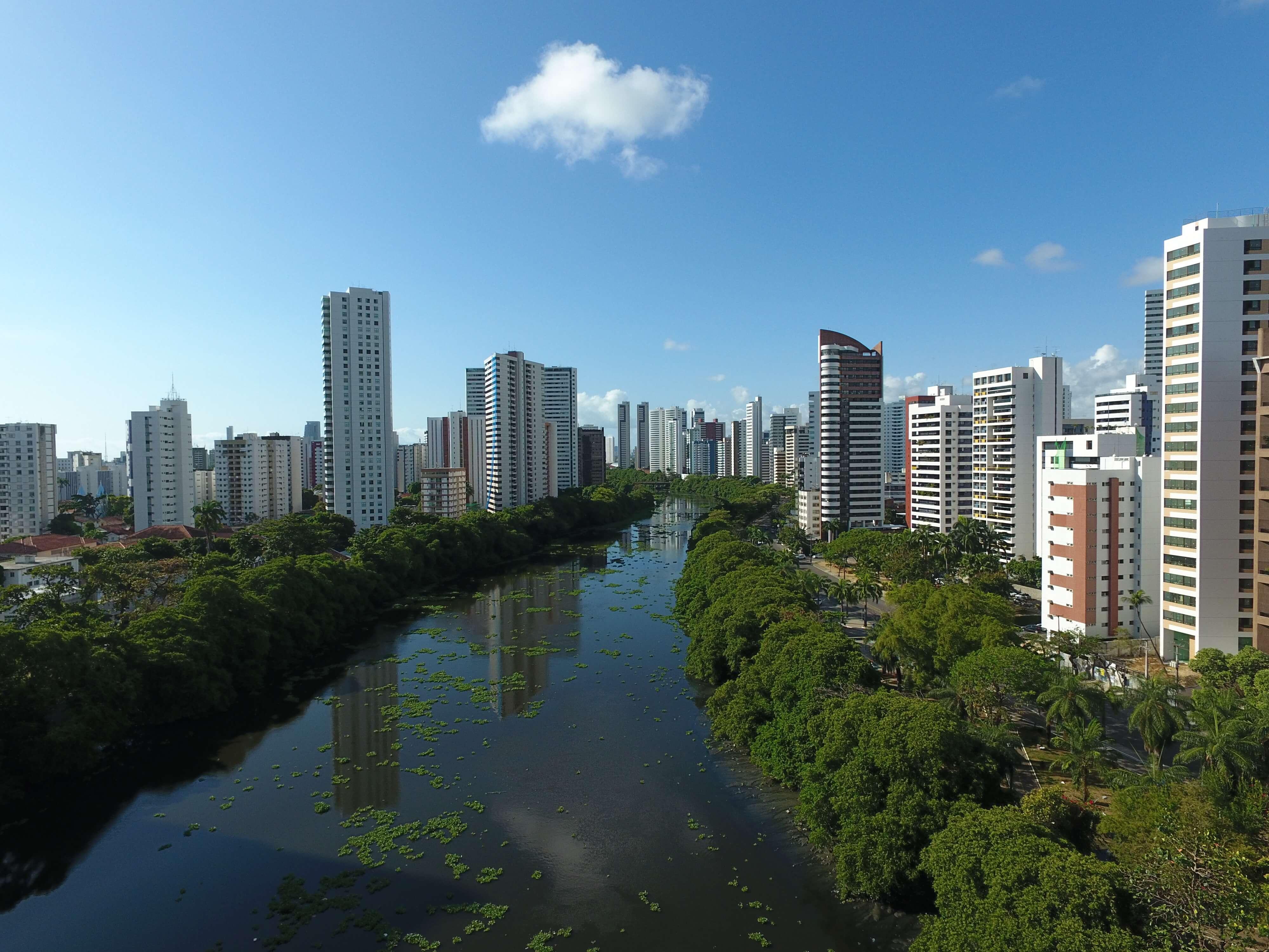Rio Capibaribe - Cartografia e Informação Plonus